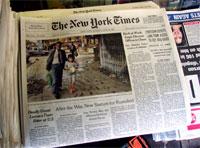 Убытки New York Times ÑоÑтавили $648,0 млн