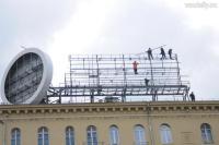 Наружная реклама - Москомархитектуры разрабатывает схему размещения рекламы на крышах.