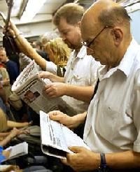 Опросы и исследования - Печатные СМИ в минусе